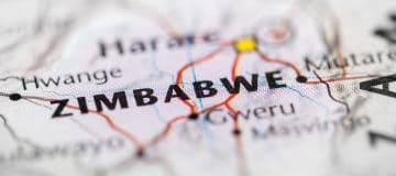 Leger Zimbabwe grijpt de macht