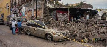 RIU: $ 400.000 voor slachtoffers aardbeving Mexico