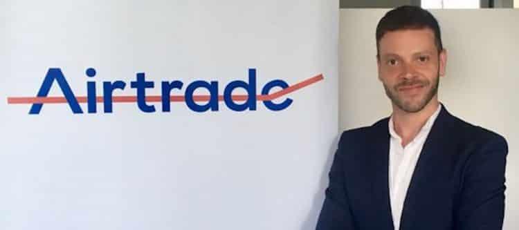 Javier Equisoain Blanco nieuwe Sales Manager Airtrade België
