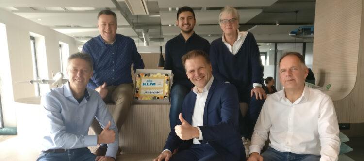 Airtrade: eerste KLM-ticket via rechtstreekse NDC-connectie
