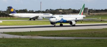 Lufthansa Group: belangstelling in oprichting 'NewAlitalia'