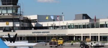 Tickettax reden voor offensief Antwerpen Airport