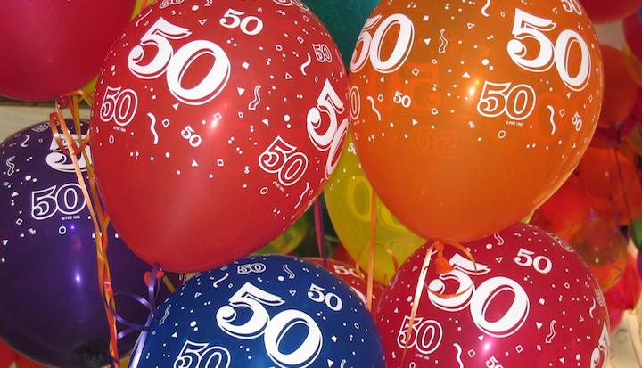 jarig 50 ANVR viert 50 jarig bestaan   TravelPro jarig 50