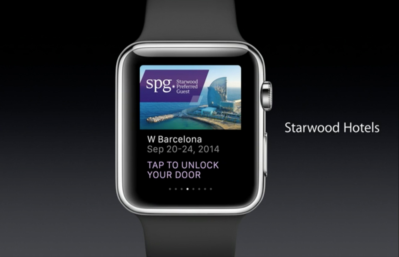 Apple Watch: nieuw tijdperk voor reisbranche