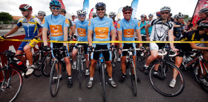 ArkeFly tevreden over sponsoring Amstel Curaçao Race