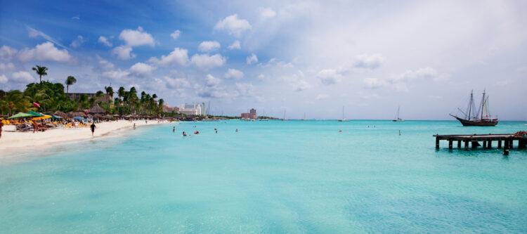 Aruba Tourism Authority viert 35-jarig jubileum van toerismepromotie in Europa