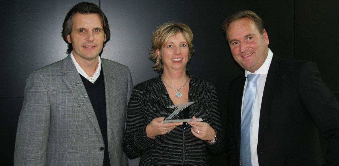 Schiphol Travel International wint Austrian Airlines Award