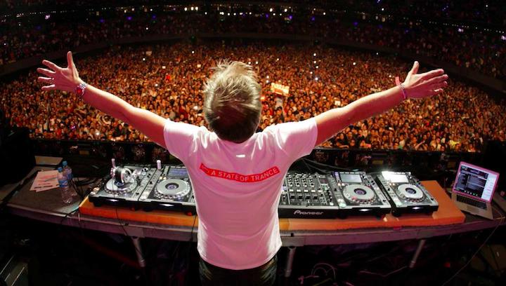 Bedsonline maakt winaars bekend tickets Armin van Buuren