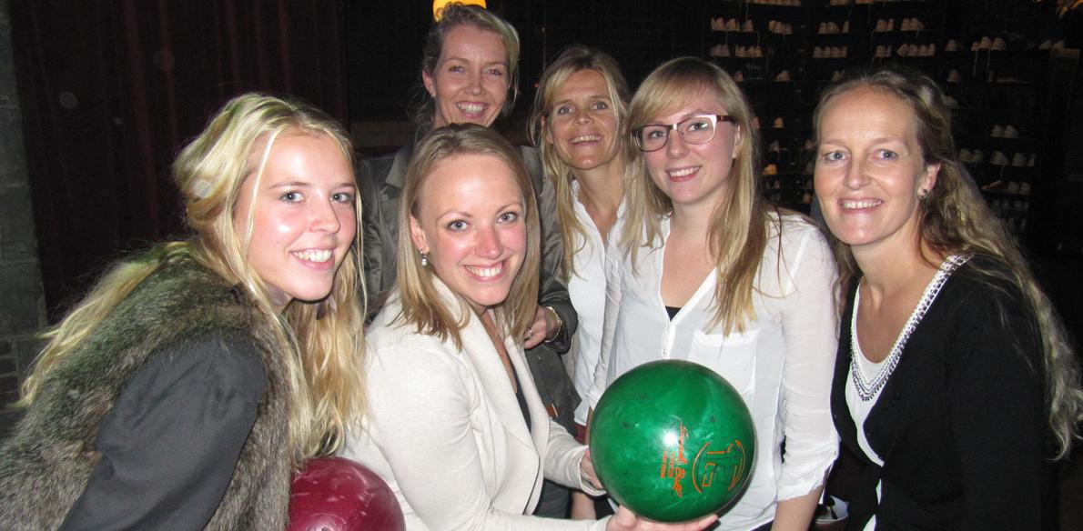 Heerlijke Smile Society bowlingavond Sunny Cars