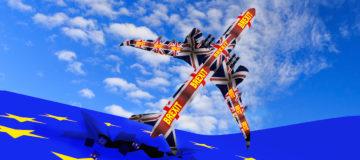 ANVR: geen enkele reden voor Brexit-waarschuwing bij vliegtickets