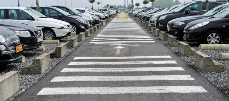 Uitbreiding van Parking P3 op Brussels Airport