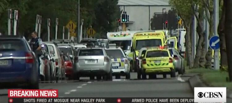 Doden door aanslagen in Nieuw-Zeeland