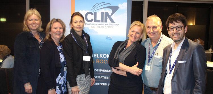 Video - Droomstart voor Paul Nuyens: CLIA Cruise Workshop goedbezocht