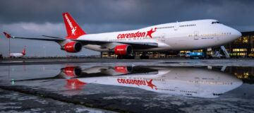 Corendon verloot 1.000 tickets om plaatsing Boeing in hoteltuin bij te wonen