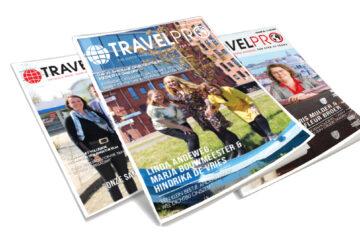 Lees TravelPro 22 van 31 mei 2019 online