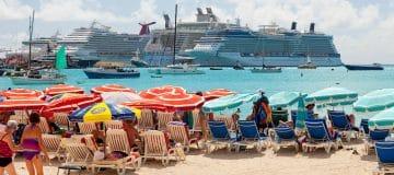 St. Maarten na orkaan Irma: bekijk het met eigen ogen
