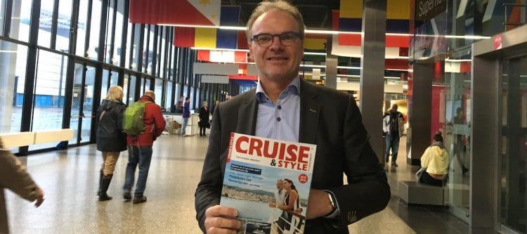 Nieuwste editie CRUISE & STYLE 2018-2019 Nederland