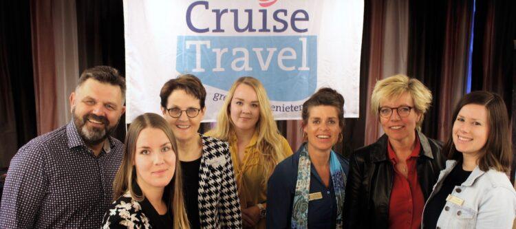 Video & foto's - Cruise Travel zoekt retail op met Cruise Workshop