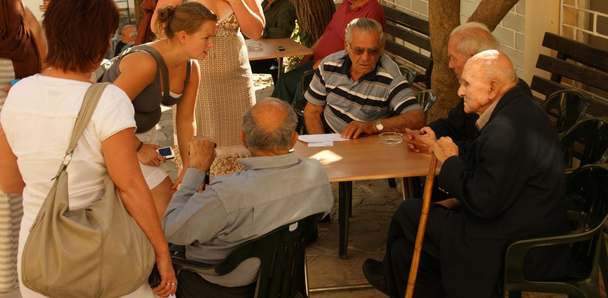 Extra Expeditie Cyprus en individuele studiereizen