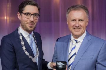 Dick de Graaff opvolger PTA-directeur René Kouwenberg