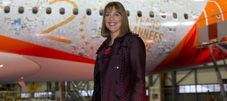 Carolyn McCall (CEO easyJet) verruilt maatschappij voor televisiezender.