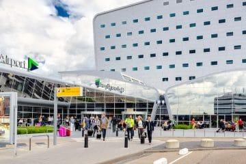 Antillen en Suriname 'onbereikbaar' vanaf Eindhoven Airport