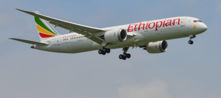 Vijf Nederlanders omgekomen bij crash Ethiopian Airlines