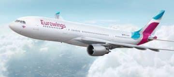 Eurowings helpt passagiers failliet Germania