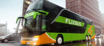 Schiphol aangesloten op FlixBus netwerk