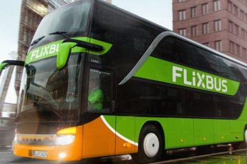 Uitbreiding FlixBus naar de Verenigde Staten