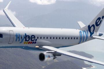 Overname van Flybe door Connect Airways