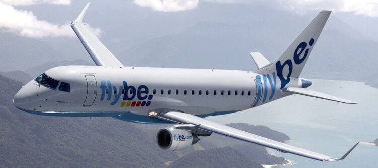 Overname van Flybe door Connect Airways