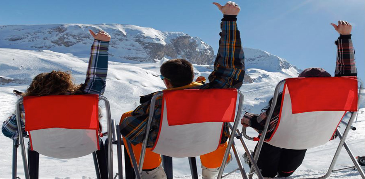 Frankrijk lanceert wintersportseizoen in Amsterdam