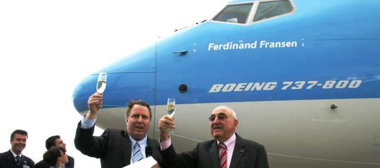 Ferdinand Fransen vandaag 90 jaar