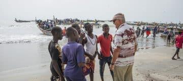 Nederlander niet bang voor 'onrustige' Afrikaanse landen
