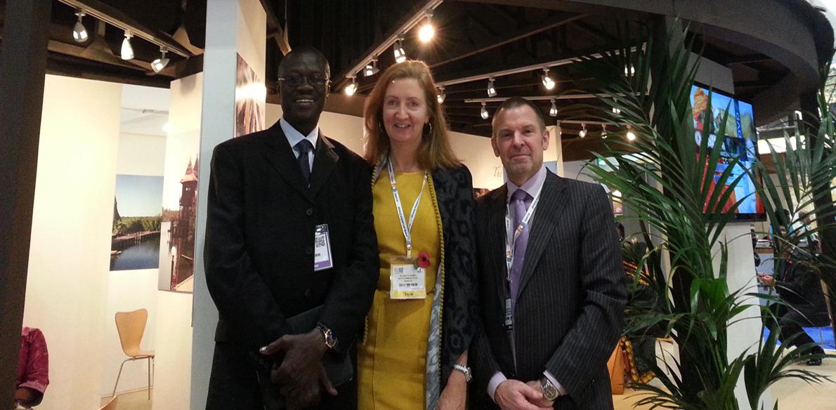 Gambia Tourism Board nieuwe klant Baltus Communications