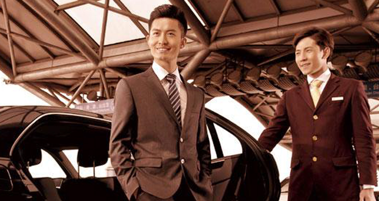 Hainan Airlines: limo service voor Business Class passagiers