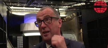 """(Video) Hans Alders: """"Discussie Lelystad aan het verharden"""""""