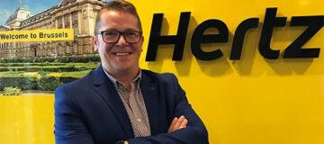 Hertz: Glenn Jacobs Fleet & Car Sales Director Benelux