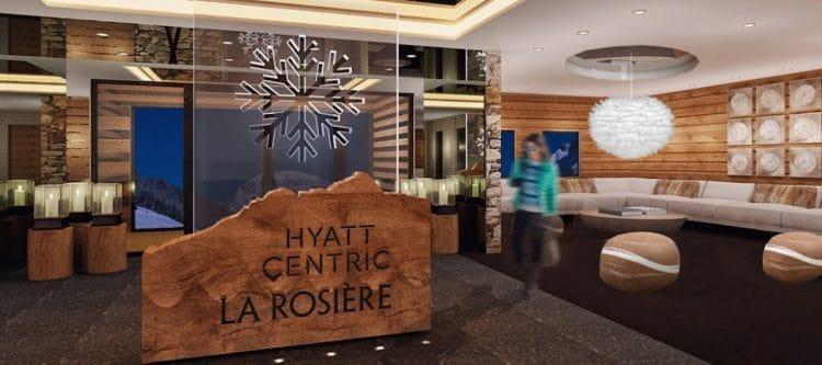 Hyatt opent eerste skihotel in Franse Alpen