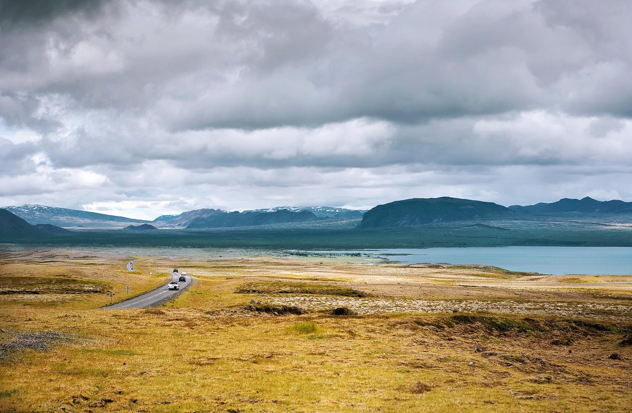Reisadvies IJsland aangepast vanwege vulkaan