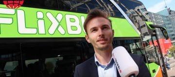 (Video) Interview met directeur FlixBus over toekomstplannen