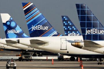 Lowcost airline JetBlue wil Amerika met Europa gaan verbinden