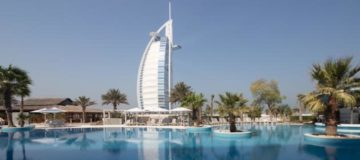 Heropening Jumeirah Beach Hotel (Dubai) na grote renovatie