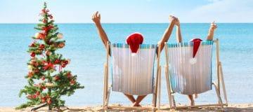 40% Nederlander liever op vakantie dan kerstdiner met familie
