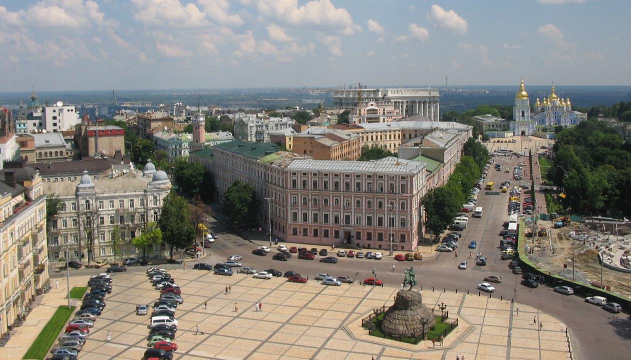 Reizen naar Oekraïne ontraden