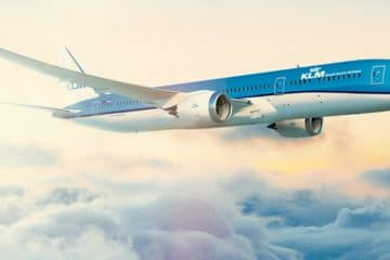 KLM lanceert Augmented Reality (AR) campagne 'Try before you fly'