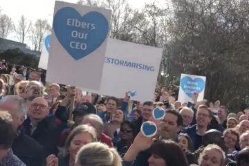 """Massale steun voor Elbers (KLM): """"De situatie is buitengewoon ernstig"""""""