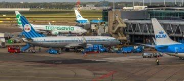Forse uitbreiding KLM en Transavia in winter 17-18