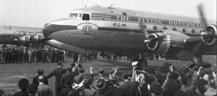Kick-off KLM 100 jaar viering op 29 juni 2019